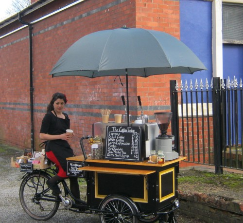 The Coffee Trike PS1